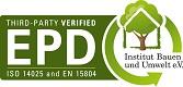 Ламинированный пол данного производителя получил экологический сертификат EPD.