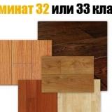 Купить ламинат 32, 33 и 34 класс в Минске дешево с доставкой.