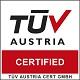 Сертификат ламинированных полов Kastamonu TUV AUSTRIA.