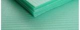 Листовая подложка из вспененного полистирола, цены, фото и описание