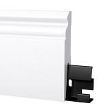 Плинтус белый Arbiton DORA 0910 фото, цена