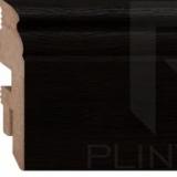 Плинтус напольный МДФ (MDF) Plintto Classic Antique Oak 90 фото