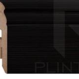 Плинтус напольный МДФ (MDF) Plintto Classic Wenge Veralinga 90 фото
