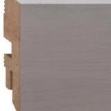 Плинтус напольный МДФ (MDF) Plintto Loft Milk Oak фото