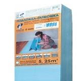 Подложка-гармошка синяя 5мм Solid (узкая 1050 x 250 мм) фото, цена
