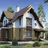 Виды материалов для отделки фасадов, сайдинг