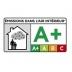 Качество воздуха в помещении согласно нормам VOC A+